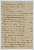 Livres appartenants à M. L'Abbé Piattoli [incipit]