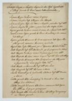Scritture Doppie, e Semplici, Registri, ed altri Conti riguardanti L'Albergo Generale de' Poveri tenuti dallo Scritturale [title]