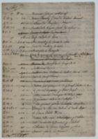 Libris. + 30 - Antiquités Judaique [!] par Bosnage [incipit]