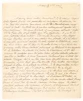 Mitau, 21 7.bre 1807 [incipit]
