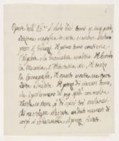 Opere dell' Ab.e D. Paolo Frisi tomi 4. in 4. grande, edizione magnifica in carta e carattere Milano presso il Galeazzi. [incipit]